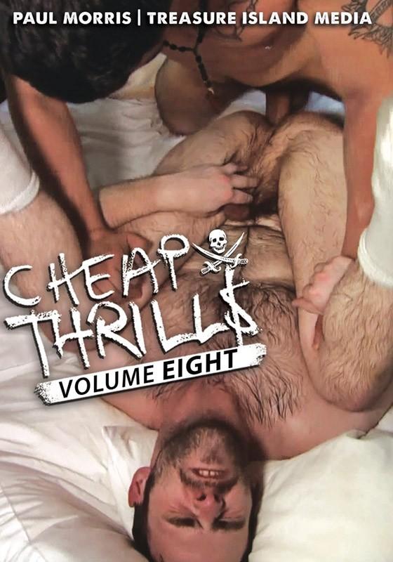 Cheap Thrills volume 8 DVD - Front