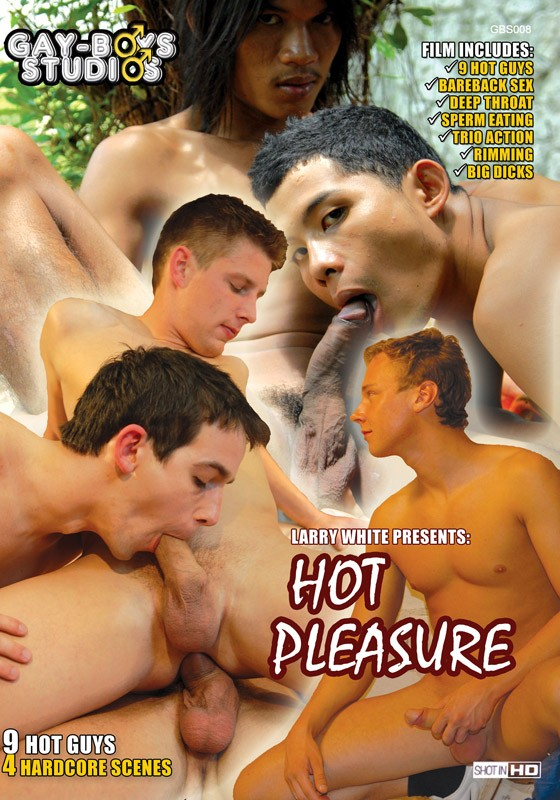 Hot Pleasure (GBS) DVD - Front