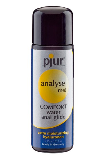 Pjur analyse me! COMFORT anal glide Bottle 30 ml - Gallery - 001