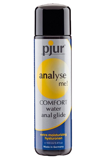 Pjur analyse me! COMFORT anal glide Bottle 100 ml - Gallery - 001