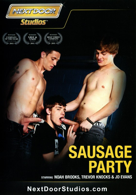 Sausage Party DVD - Front