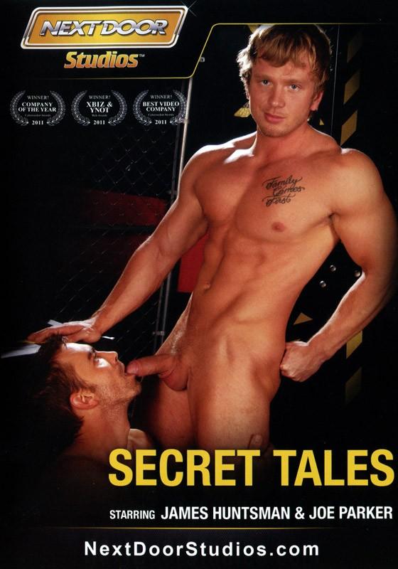 Secret Tales DVD - Front