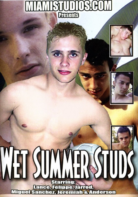 Wet Summer Studs DVD - Front