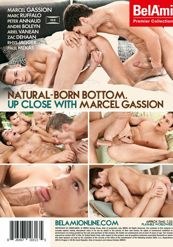 This Boy Is A Bottom DVD - Back