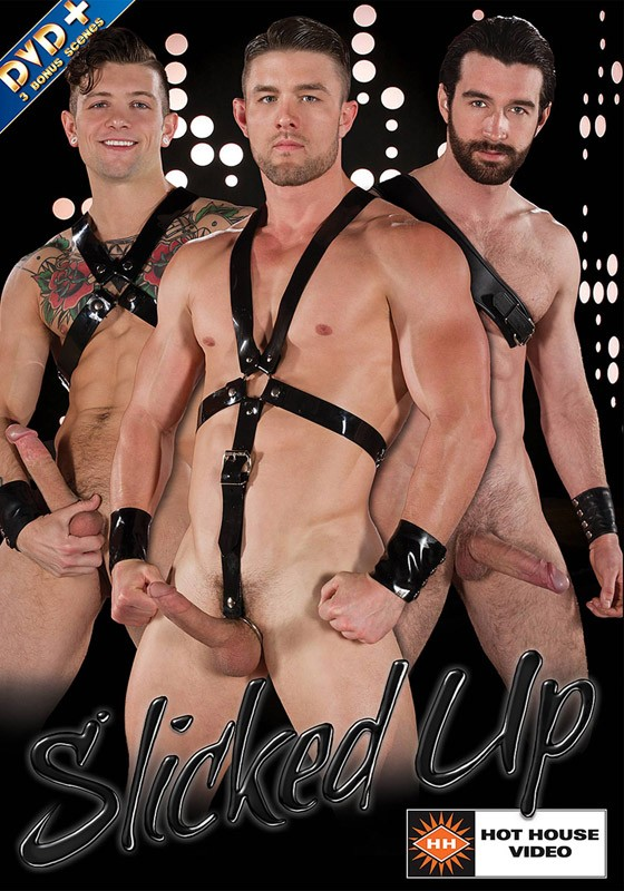 Slicked Up DVD - Front