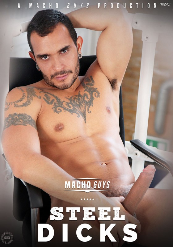 Steel Dicks DVD - Front