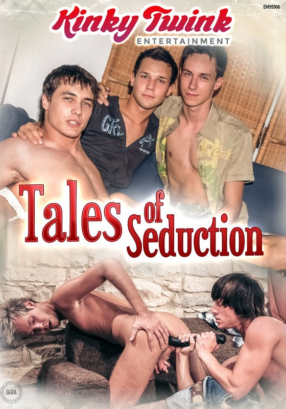 Tales of Seduction DVD - Front