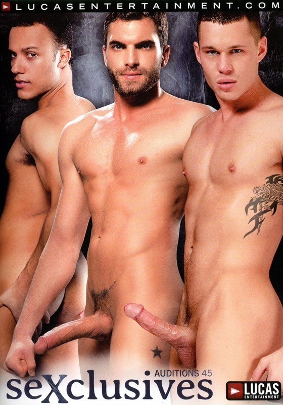 Auditions 45: Sexclusives DVD - Front