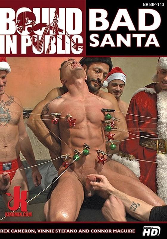 Bound in Public 113 DVD (S) - Front