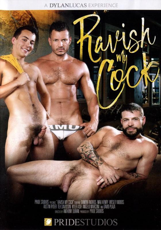 Ravish My Cock DVD - Front