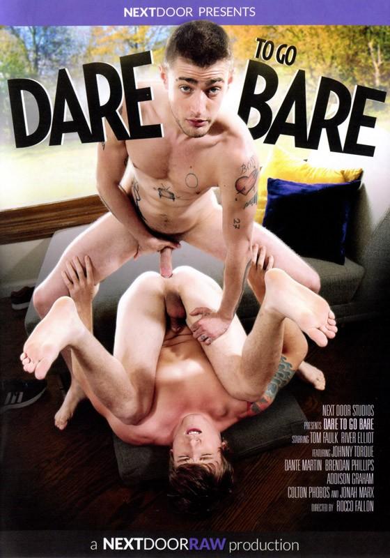 Dare To Go Bare DVD - Front