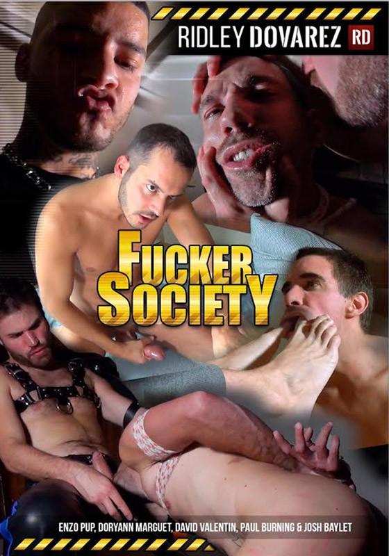 Fucker Society DVD - Front