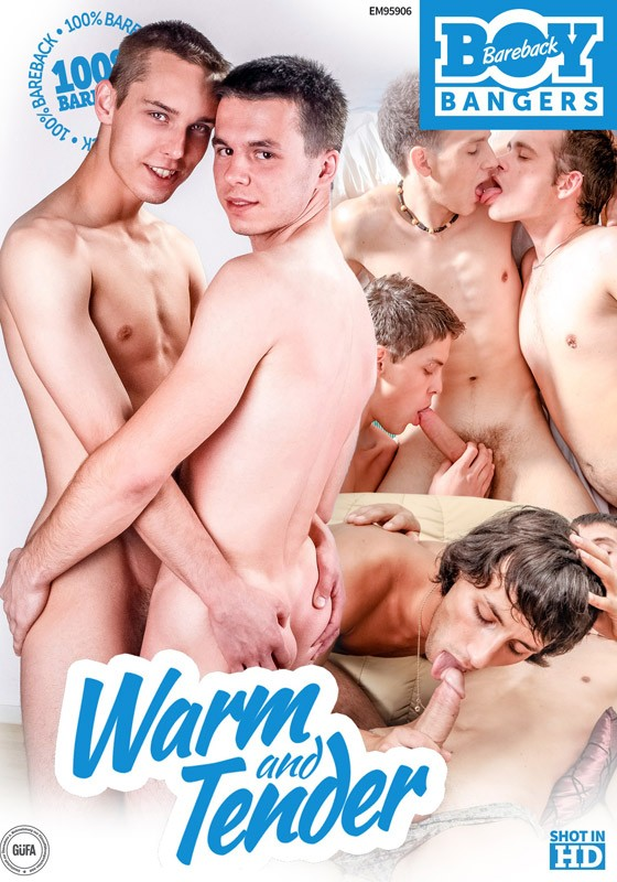 Warm and Tender DVD - Front