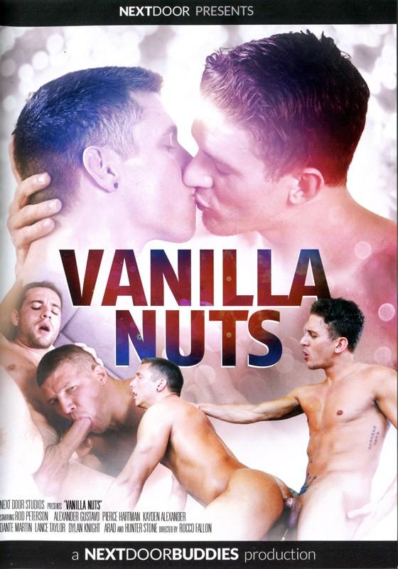 Vanilla Nuts DVD - Front