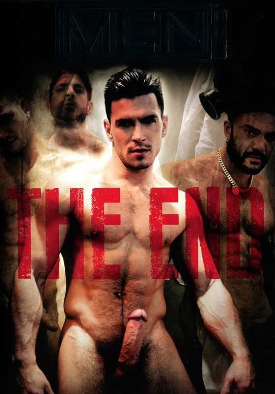 The End DVD - Front