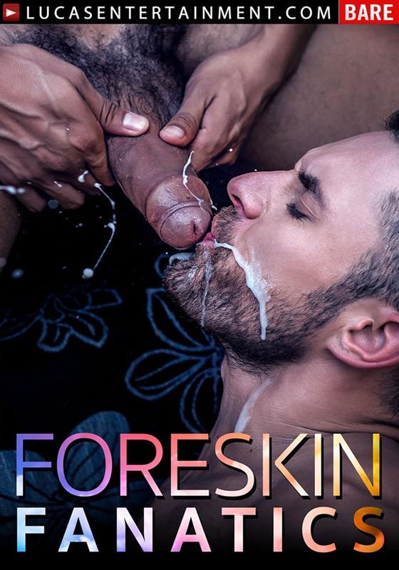 Foreskin Fanatics DVD - Front
