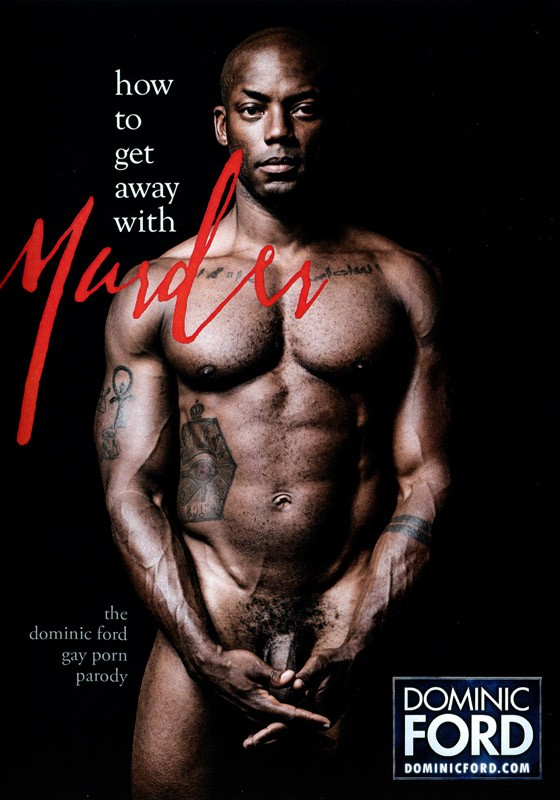 How To Get Away With Murder DVD - Front