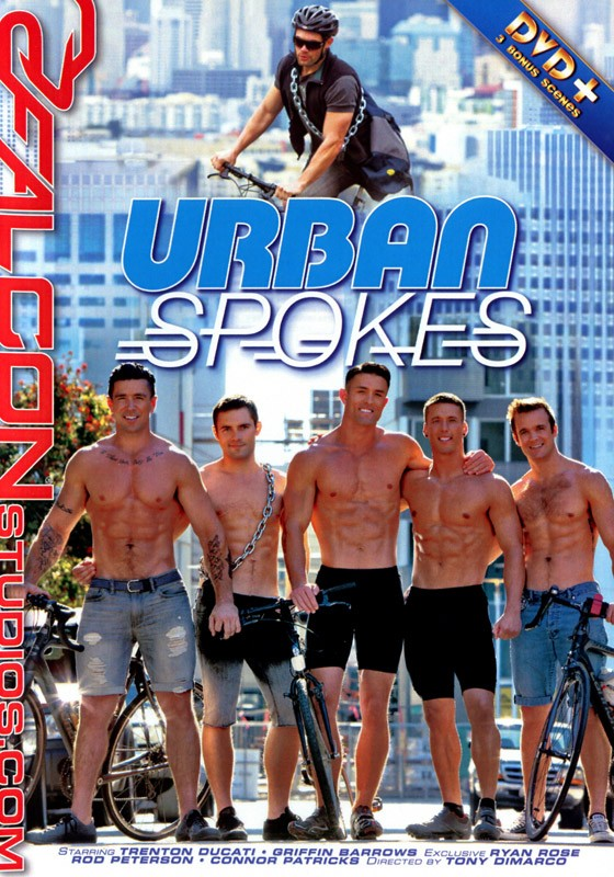 Urban Spokes DVD - Front
