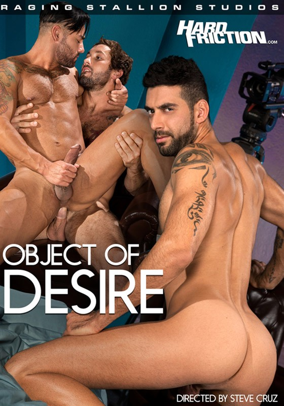 Object of Desire DVD - Front