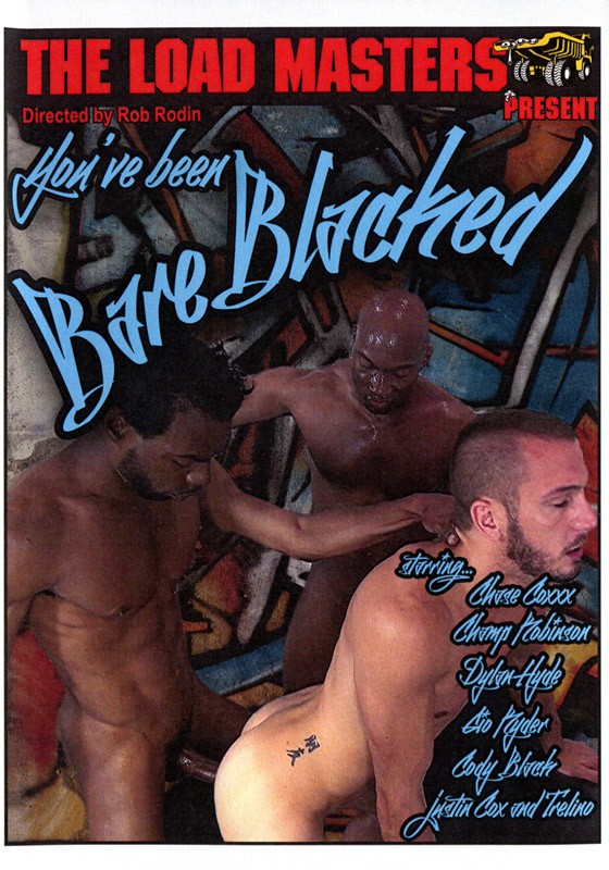 You've Been BareBlacked DVD - Front