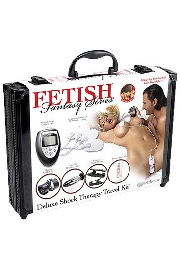 FF Deluxe Shock Therapy Travel Kit - Gallery - 001