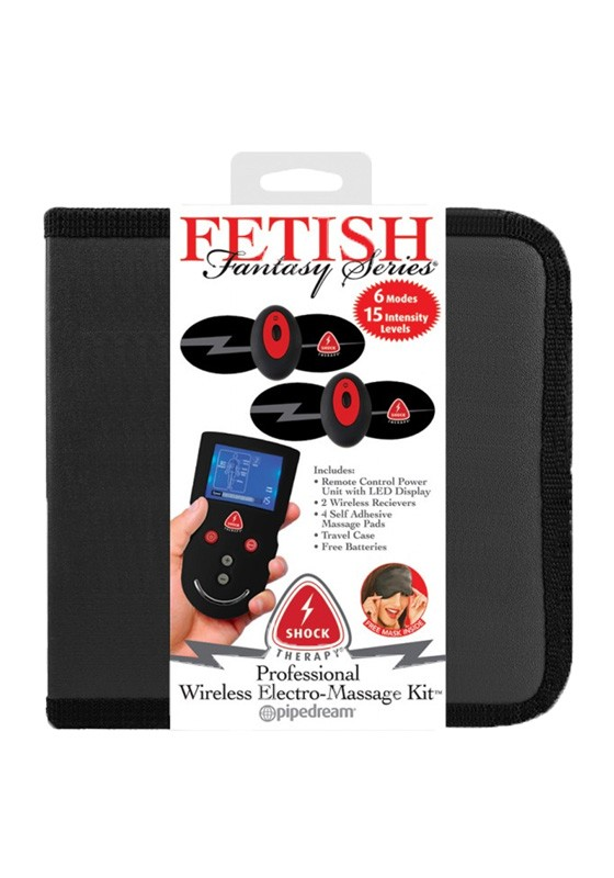 FF Shock Therapy Professional Wireless - Front