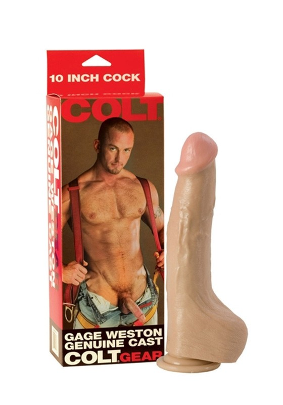 Colt Gage Weston Cock - Front