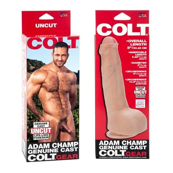 Colt Adam Champ Genuine Cast - Gallery - 003