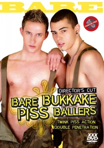 Bare Bukkake Piss Ballers DOWNLOAD - Front