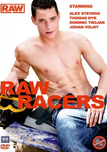 Raw Racers DOWNLOAD - Front