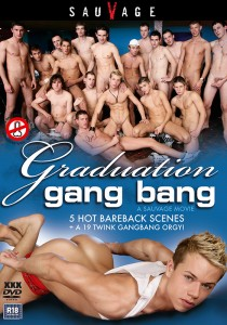 Graduation Gang Bang DOWNLOAD - Front