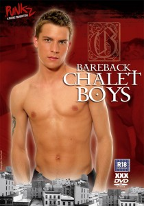 Bareback Chalet Boys DOWNLOAD - Front