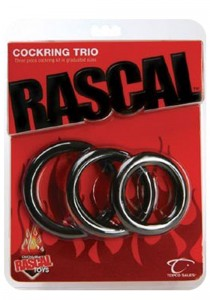 Rascal Cock Ring Trio