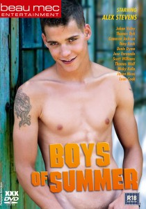 Boys of Summer DOWNLOAD - Front