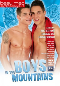 Boys in the Mountains DOWNLOAD - Front