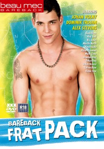Bareback Frat Pack DOWNLOAD - Front