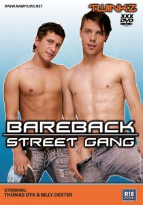 Bareback Street Gang DOWNLOAD - Front