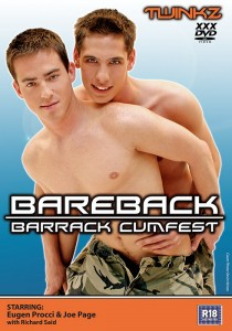 Bareback Barrack Cumfest DOWNLOAD - Front