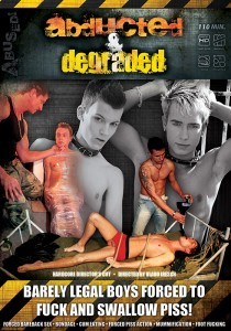 Abducted & Degraded (Director's Cut) DOWNLOAD - Front