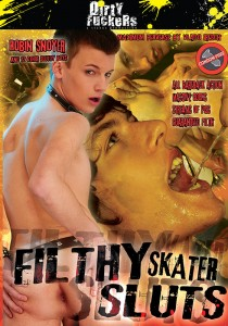 Filthy Skater Sluts DOWNLOAD - Front