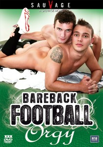 Bareback Football Orgy DOWNLOAD - Front