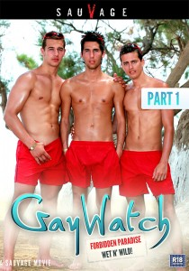 Gaywatch Part 1 DOWNLOAD - Front