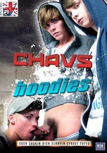 Chavs vs Hoodies DOWNLOAD - Front