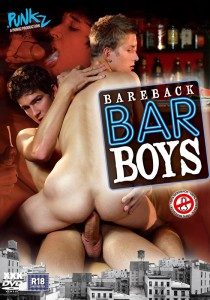 Bareback Bar Boys DOWNLOAD - Front