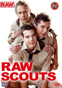 Raw Scouts DOWNLOAD - Front