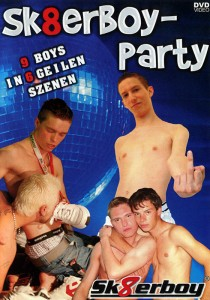 Sk8erboy-Party DOWNLOAD - Front