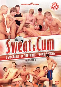 Sweat & Cum DOWNLOAD - Front