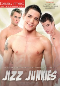 Jizz Junkies DOWNLOAD - Front