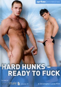 Hard Hunks - Ready To Fuck DOWNLOAD - Front