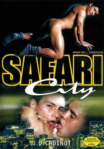 Safari City DVD